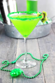 apple martini mix shamrock midori melon martini 3 yummy tummies