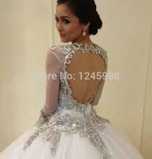aliexpress com buy 2015 new beaded crystal hollywood sheer long