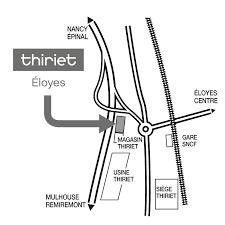 thiriet eloyes siege social thiriet centre d eloyes