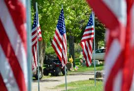 Memorial Day American Flag Craig Sees Big Turnout For Memorial Day Ceremony Craigdailypress Com