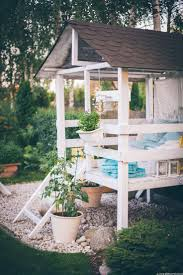 28 best outdoor playhouses images on pinterest outdoor