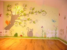 fresque murale chambre fresque murale chambre la chambre de novalie peinture murale pour