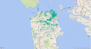 Zip Code Map San Francisco by Access Odata From Microsoft Power Bi Visualizing Film Data