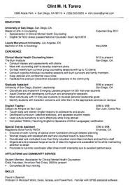 Substance Abuse Counselor Resume Sample by Therapist Counselor Resume Example Resume Examples Social Work