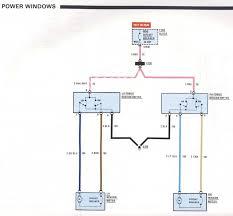 power window wiring archive corvette forum digitalcorvettes