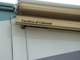 Motorhome Awning For Sale Rv Parts Carefree Of Colorado Awning For Sale Rv Awnings Used Rv