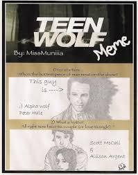 Teen Wolf Meme - teen wolf meme part 1 by lightninblueyes on deviantart