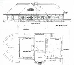 Floor Plans With Porte Cochere Canadian Corner Depot Doings Kingsville Ontario Canada Rock