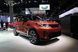 red land rover lr4 2016 la auto show 2017 land rover discovery youwheel your car
