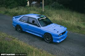 Bmw M3 E30 - improving a legend a modern e30 m3 rally car speedhunters