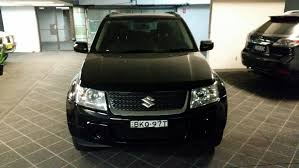 2009 suzuki grand vitara 4x4 jt my08 upgrade car sales nsw