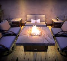 Firepit Tables Ultimate High End Luxury Pit Tables Cooke Furniture