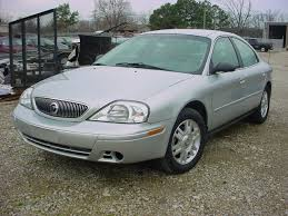 mercury sable overview cargurus