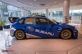 wrc subaru 2015 spotlight jdm subaru tecnica international headquarters