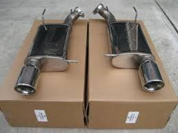 axle back exhaust mustang v6 fs 2011 2013 mustang v6 magnaflow axle back exhaust the