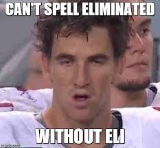 image tagged in eli manning imgflip