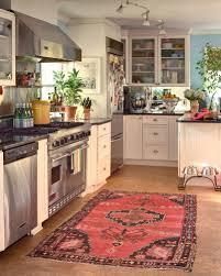 Vegetable Kitchen Rugs Modern Kitchen Red And Black Square Rug Carpet Track Lighting
