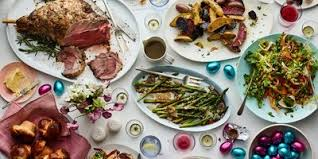 Buffet Dinner Ideas by Best Easter Recipes And Menu Ideas 2017 Epicurious Com