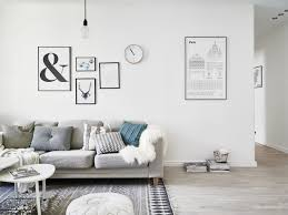 use white as your dominant colour scandinavian dining room living