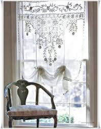 Battenburg Lace Curtains Panels Balloon Drapery Panel Drapery Panels Window Coverings And Soft