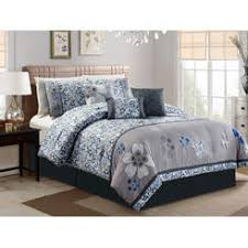Blue And White Comforters Comforter Set Navy Blue