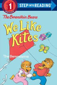 berenstien bears step into reading berenstain bears we like kites
