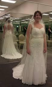 Wedding Dresses David S Bridal Lace Keyhole Back Wedding Dress Davids Bridal