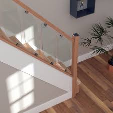 Chrome Banister Glass Stairparts System Heritage Collection