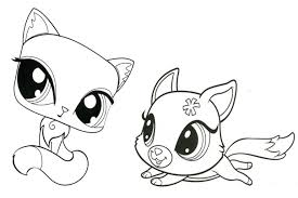 littlest pet shop coloring pages of dogs littlest pet shop coloring pages dog littlest pet shop coloring