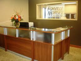 Office Reception Desk Office Reception Desk Office Furniture Chattanooga Model 81