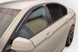 lexus parts sidcup toyota corolla e11 1997 2001 front wind deflectors 2pc tinted heko