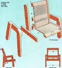 Free Wood Glider Bench Plans by Over 100 Free Outdoor Woodcraft Plans At Allcrafts Net