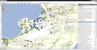 Map Of Guam Guam Gps Map For Garmin Gpstravelmaps Com