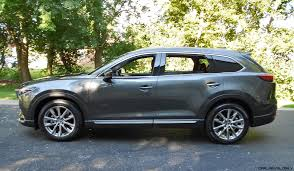mazda protege 2016 2016 mazda cx 9 signature awd road test review by ken