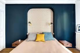 chambre style marin deco chambre marin misez sur une dacco bleu foncac deco style