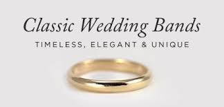 classic wedding bands handmade jewelry custommade