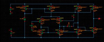 virtuoso layout design basics how to create op amp symbol how to simulate it custom ic
