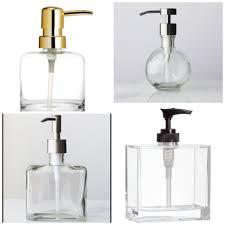 Modern Bathroom Soap Dispenser by Natural Modern Bathroom Accessories The Days Of Summer