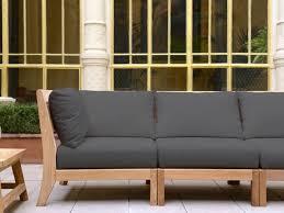 canape angle jardin mobilier de jardin design tectona canapé d angle jardin