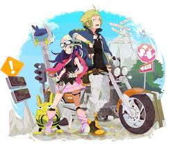 volkner beaconshipping pokemon pinterest pokémon anime and