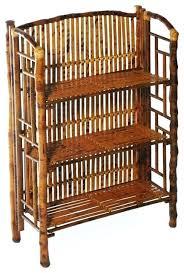 Natural Wood Bookcase Bookcase Folding Stackable 3 Shelf Wood Bookcase Rubberwood