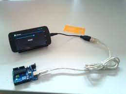 android usb host arduino communicate without rooting