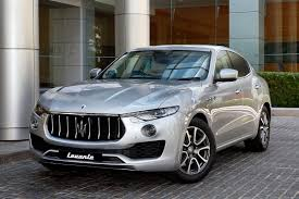 suv maserati how good is maserati u0027s first suv the levante the peak