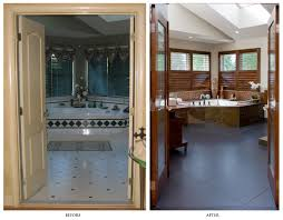 Bathroom Renovation Ideas Pictures Wonderful Master Bathroom Remodels Before And After Spectacular