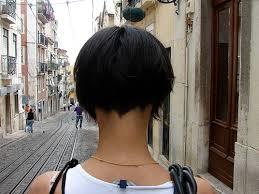 haircut bob flickr short haircuts back view graffiti street city