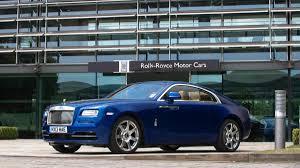 rolls royce wraith blue 2014 rolls royce wraith drive review autoweek