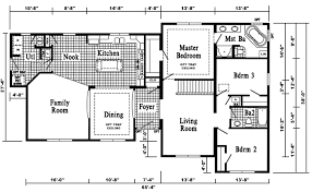 ranch house floor plan the simplicity of ranch style home floor plans