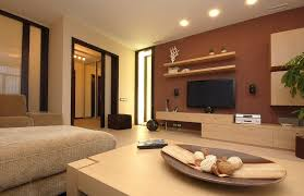 Interior Designs For Living Room With Brown Furniture Lcd Tv Cabinet Designs Furniture Designs Al Habib Panel Doors