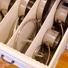kitchen cupboard storage pans how to organize pots and pans smart ways to organize