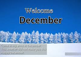 welcome december quotes messages happy new month sms